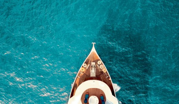 Plumbing supplies for boats in Malta - high view