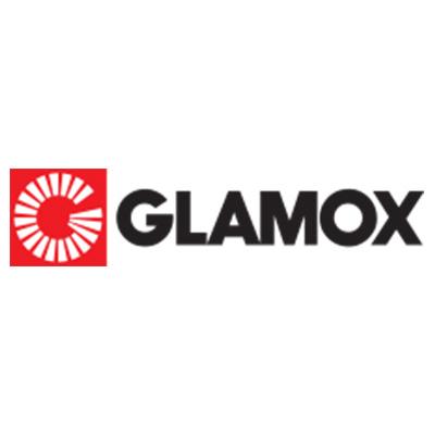 Glamox Logo on white background