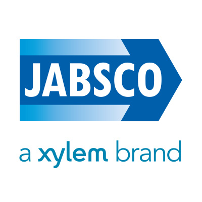 Jabsco a Xylem Brand Logo on white background