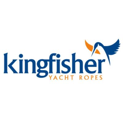 Kingfisher Logo Wide on white background