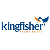 Kingfisher Yacht Ropes Logo on transparent background