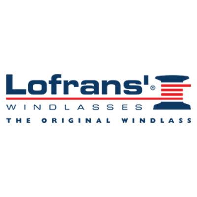 Lofrans Logo on white background