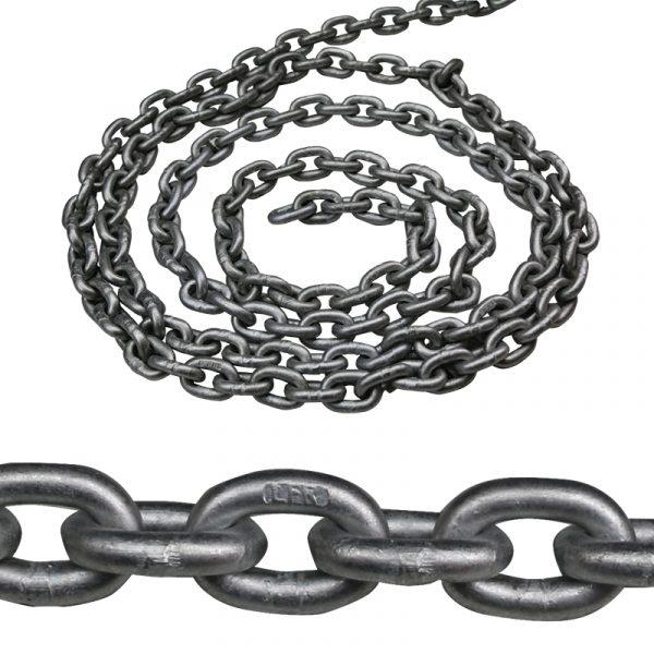 Lofrans chain on white background