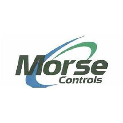 Morse Controls Logo Wide on white background
