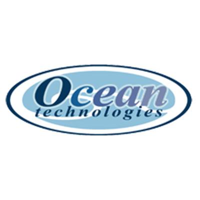 Ocean Technologies Logo on white background