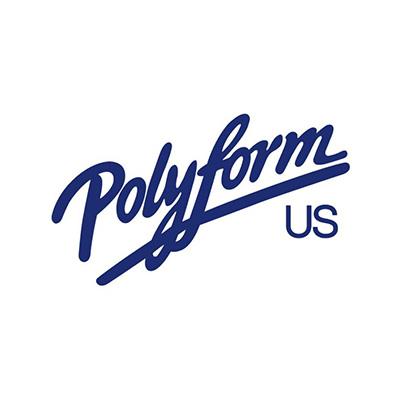 Polyform US Logo on white background