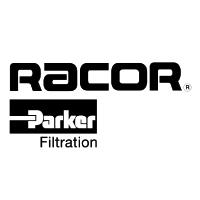 racor parker filtration logo square on transparent background