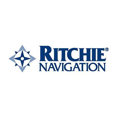 Ritchie Navigation Rectangular Logo