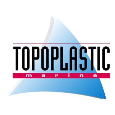 Topoplastic Logo on white background