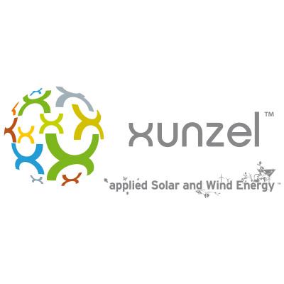Xunzel Logo on white background