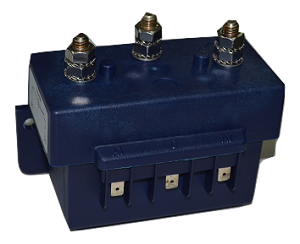 Control Box Lofrans 600018 on White background