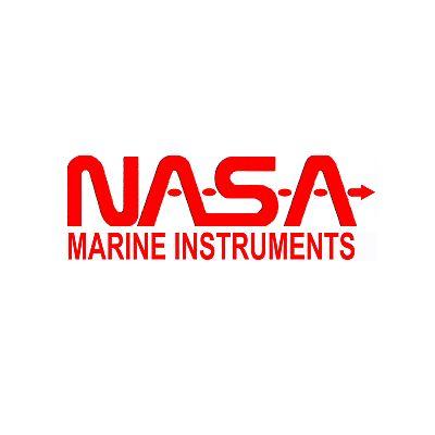 nasa marine instruments logo on white background